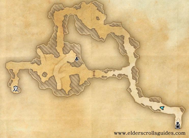 Mobar Mine delve map
