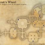 Razak's Wheel public dungeon map