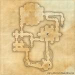 Rubble Butte delve map