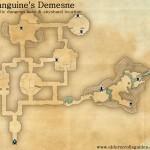 Sanguine's Demesne public dungeon map