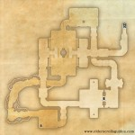 Shael Ruins delve map