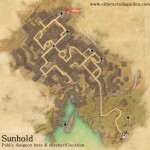 Sunhold public dungeon map