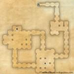 The Corpse Garden delve map