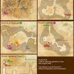 The Forgotten Wastes public dungeon map