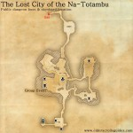 The Lost City of the Na-Totambu public dungeon map