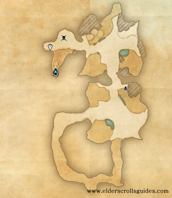The Scuttle Pit delve map