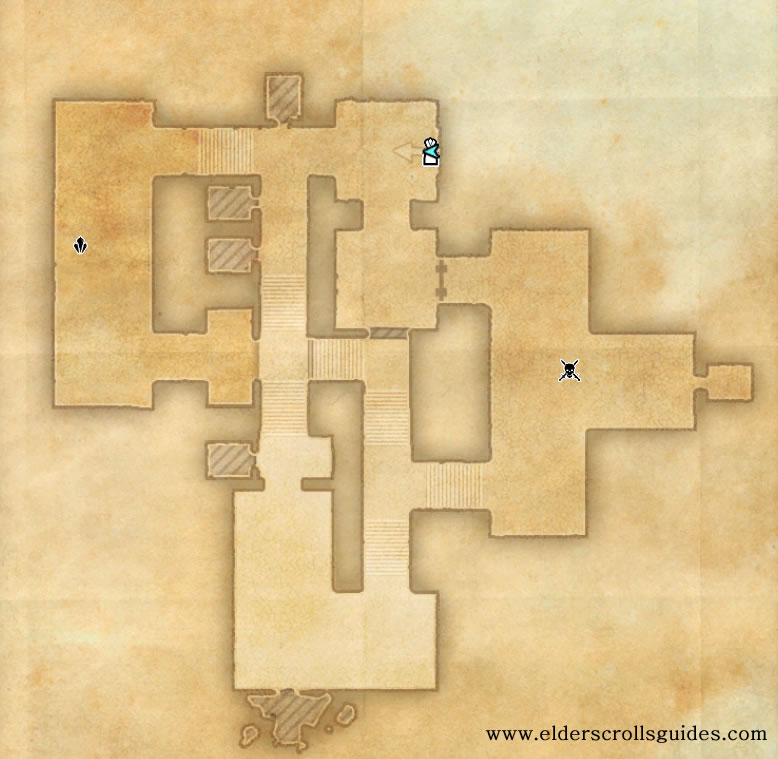 Viridian Watch delve map