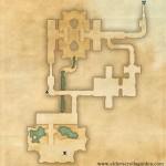 Wansalen delve map