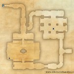 Wormroot Depths delve map