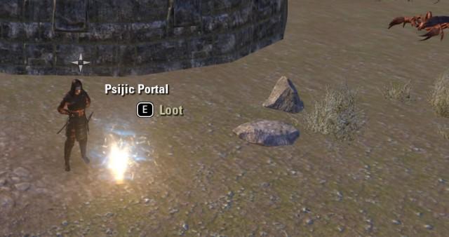 Psijic Portal