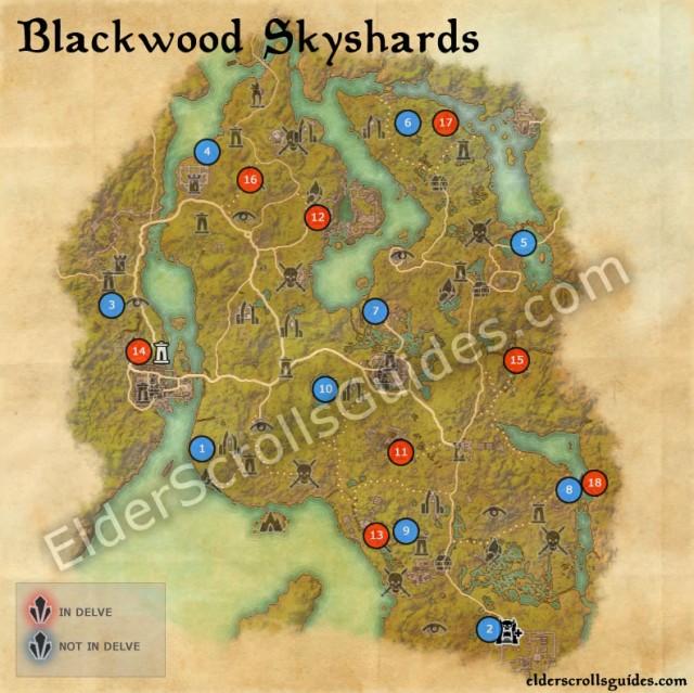 Blackwood Skyshards