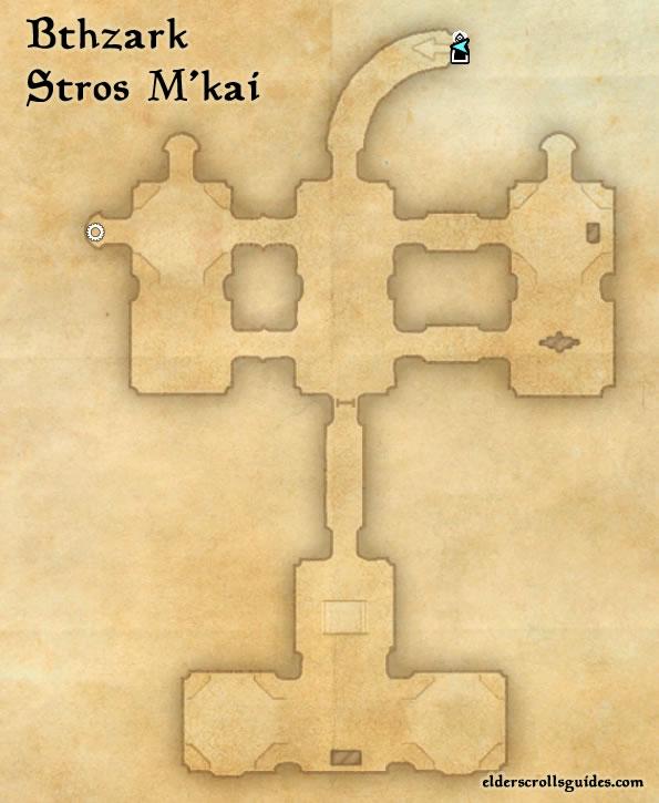 Bthzark Precursor location - Construct's Dynamo Core