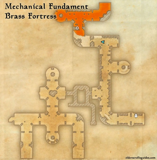 Mechanical Fundament Precursor location - Integral of Calculus