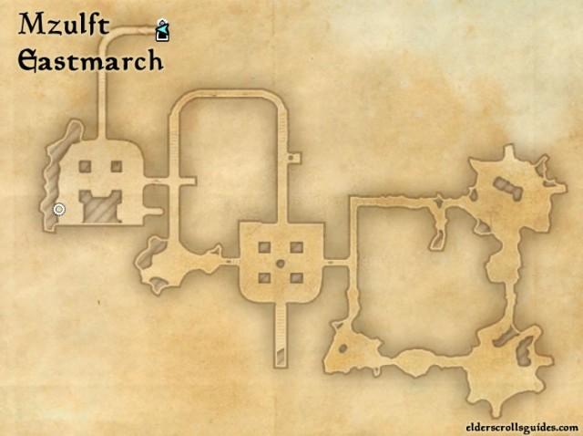 Mzulft Precursor location - Construct's Spine