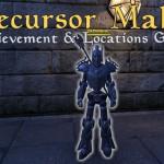 Precursor Maker Guide